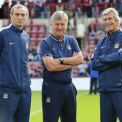 Hearts v Manchester City   Pre-season Friendly   18 July 2014