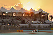 Formula 1 Abu Dhabi GP - Qualifying - 28/11/2015
