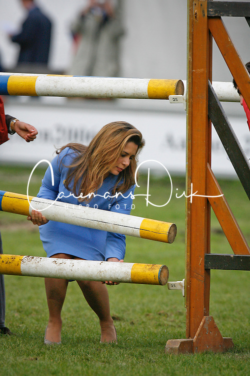 H.R.H Princess Haya<br /> World Equestrian Games Aachen 2006<br /> © Hippo Foto-Dirk Caremans