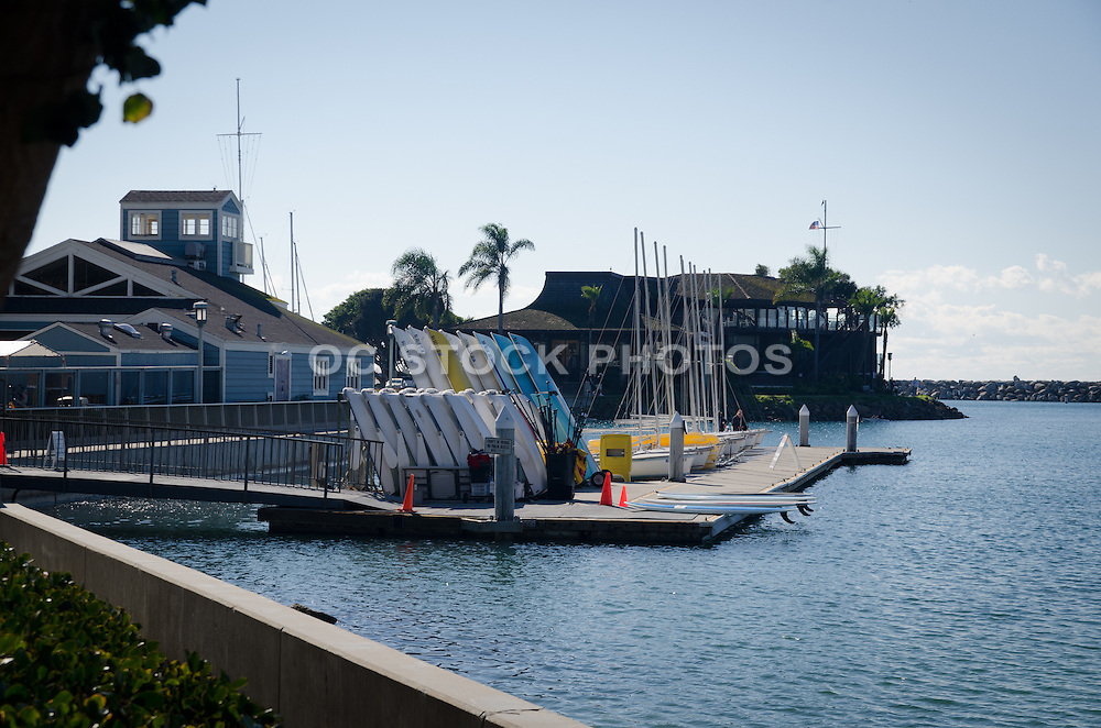 Youth Docks in the Dana Point Harbor