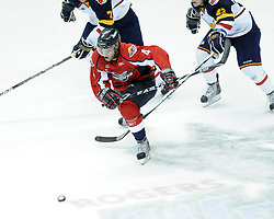 Taylor Hall of the Windsor Spitfires in Game 3 of the Rogers OHL Championship Series in Windsor on Sunday May 2. Photo by Aaron Bell/OHL Images