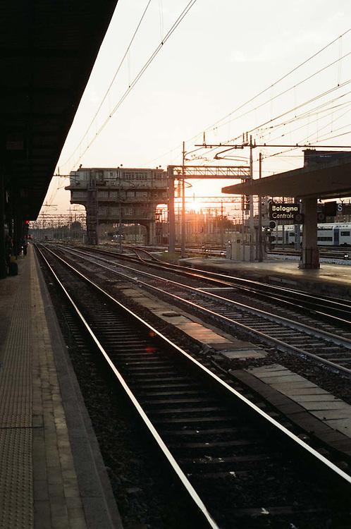Walking through Milano, Milan, Italy, 2011