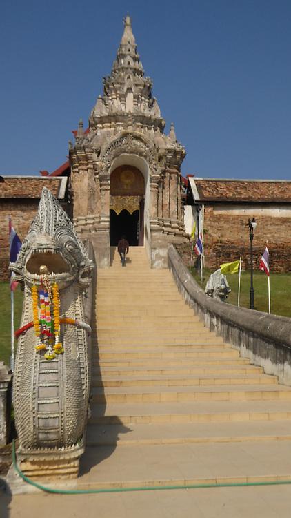 Lampan Luang Temple.