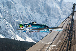 Domen Prevc (SLO) during the Qulification Round of the Ski Flying Hill Individual Competition at Day 1 of FIS Ski Jumping World Cup Final 2019, on March 21, 2019 in Planica, Slovenia. Photo by Peter Podobnik / Sportida