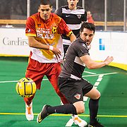 The Baltimore Blast defeat the Chicago Mustangs 24-0