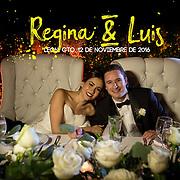 Boda Regina + Luis