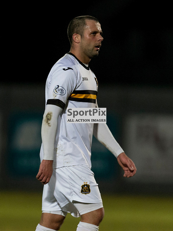 Dumbarton v Hibernian   SPFL Championship season 2014-2015 <br />