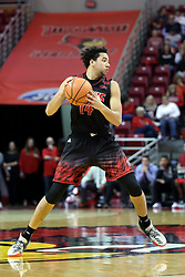 05 November 2017:  Nick Norton during a Lewis College Flyers and Illinois State Redbirds in Redbird Arena, Normal IL