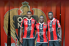 Presentation and training new recruits OGC Nice - 4 Sept 2017