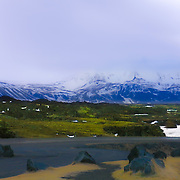Myvatn Mountains.