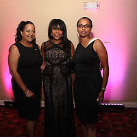 Wendy Smith, Dr. Jovita Oruwari, Paula Johnson