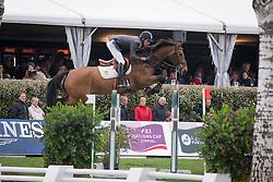 Anon Suarez Manuel (ESP) - Baldo DS <br /> Furusiyya FEI Nations Cup<br /> Longines Spring Classic of Flanders<br /> CSIO5 Jumping Lummen 2014<br /> © Dirk Caremans