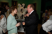 Andrew Neil and Anne McElvoy. Celebration of Lord Weidenfeld's 60 Years in Publishing hosted by Orion. the Weldon Galleries. National Portrait Gallery. London. 29 June 2005. ONE TIME USE ONLY - DO NOT ARCHIVE  © Copyright Photograph by Dafydd Jones 66 Stockwell Park Rd. London SW9 0DA Tel 020 7733 0108 www.dafjones.com