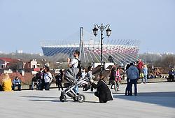 April 11, 2018 - Warsaw, Poland - April 11.2018 National Stadium in Warsaw  (Credit Image: © Piotr Twardysko via ZUMA Wire)