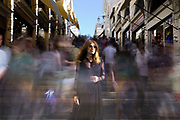 Sonia Ros – artista. Ponte di Rialto, 25/09/18, 15:43