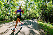 On course Full Marathon - Presque Isle