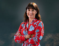 Edinburgh, Scotland, UK. 26 August 2019. Rachel Reeves. Labour MP Rachel Reeves's book Women of Westminster tells of overlooked stories of leading and lesser known British politicians who have shaped a nation. Iain Masterton/Alamy Live News.