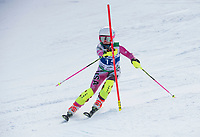 Piche Invitational Paul Ladouceur Championship slalom U14 girls  2nd run.    ©2019 Karen Bobotas Photographer