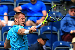 Sam Groth of Australia in action - Mandatory by-line: Matt McNulty/JMP - 31/05/2016 - TENNIS - Northern Tennis Club - Manchester, United Kingdom - AEGON Manchester Trophy