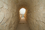 Underground Water Cistern, Israel, West Bank, Judaea, Herodion a castle fortress built by King Herod 20 B.C.E.