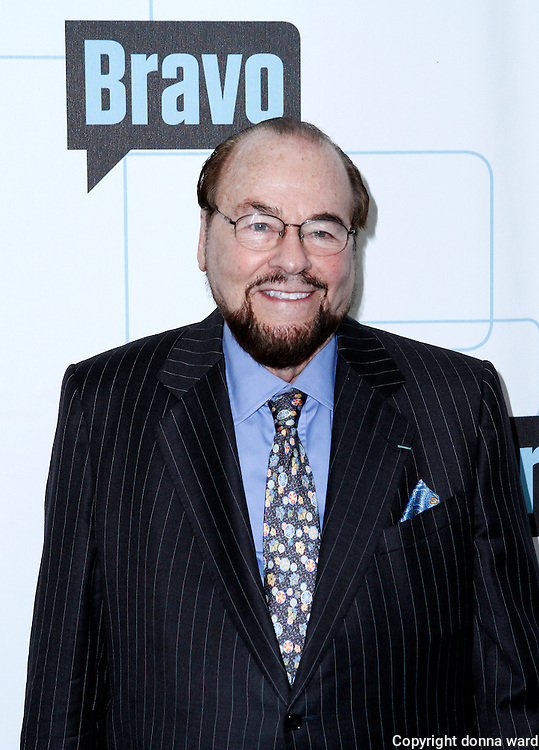 James Lipton attends the 2010 Bravo Media Upfront Party at Skylight Studios in New York City on March 10, 2010.