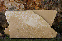 Steine im Steinbruch St. Margarethen, Burgenland