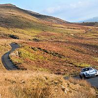 Car 50 Paul Bloxidge / Ian Canavan - Porsche 911 Carrera 2.7