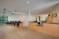 Interior Image of Leola Dorsey Community Resource Center in Jessup Maryland by Jeffrey Sauers of Commercial Photographics, Architectural Photo Artistry in Washington DC, Virginia to Florida and PA to New England