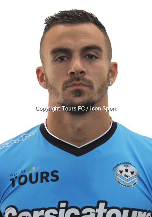Sacha Clemence during the during photoshooting of Tours FC for new season 2017/2018 on October 5, 2017 in Tours, France<br /> Photo : Tours FC / Icon Sport