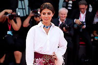 Venice, Italy, 31st August 2019, Alessandra Mastronardi at the gala screening of the film Joker at the 76th Venice Film Festival, Sala Grande. Credit: Doreen Kennedy