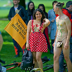 World Naked Bike Ride | Edinburgh | 18 June 2016
