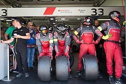 May 6, 2018 - Motorsports: DTM race Hockenheimring, Saison 2018 - 1. Event Hockenheimring, GER (Credit Image: © Hoch Zwei via ZUMA Wire)