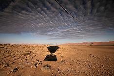 Namibia Sossusvlei Balloon Flight