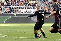 gol Gerard Deulofeu goal <br /> Milano 09-04-2017, Stadio Giuseppe Meazza, Football Calcio 2016/2017 Serie A, Milan - Palermo, Foto Image Sport/Insidefoto