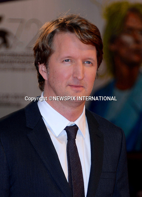 05.09.2015; Venezia, Italy: TOM HOOPER<br /> atttends the &quot;The Danish Girl&quot; premiere at the 72nd Venice International Film Festival.<br /> Mandatory Credit Photo: &copy;NEWSPIX INTERNATIONAL<br /> <br /> **ALL FEES PAYABLE TO: &quot;NEWSPIX INTERNATIONAL&quot;**<br /> <br /> PHOTO CREDIT MANDATORY!!: NEWSPIX INTERNATIONAL(Failure to credit will incur a surcharge of 100% of reproduction fees)<br /> <br /> IMMEDIATE CONFIRMATION OF USAGE REQUIRED:<br /> Newspix International, 31 Chinnery Hill, Bishop's Stortford, ENGLAND CM23 3PS<br /> Tel:+441279 324672  ; Fax: +441279656877<br /> Mobile:  0777568 1153<br /> e-mail: info@newspixinternational.co.uk
