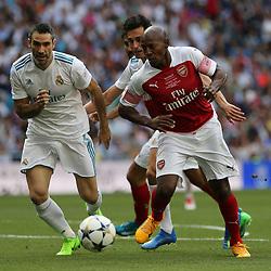 Real Madrid Leyendas-Arsenal Legends, Madrid, 3 June 2018