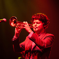 London, Uk - 14 September: Beirut perform live at the HMV Hammersmith Apollo.