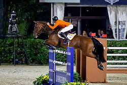 Bles Bart, NED, Israel vd Dennehoeve<br /> Longines FEI Jumping Nations Cup Final<br /> Challenge Cup - Barcelona 2019<br /> © Dirk Caremans<br />  05/10/2019