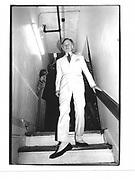 Tom Wolfe, Tribeca Ball, New York, Academy of Art benefil© Copyright Photograph by Dafydd Jones 66 Stockwell Park Rd. London SW9 0DA Tel 020 7733 0108 www.dafjones.com