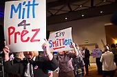 Mitt Romney Victory Party in Phoenix