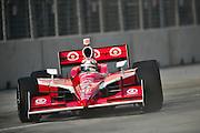 September 1-3, 2011. Scott Dixon, Indycar Grand Prix of Baltimore around the inner harbor.
