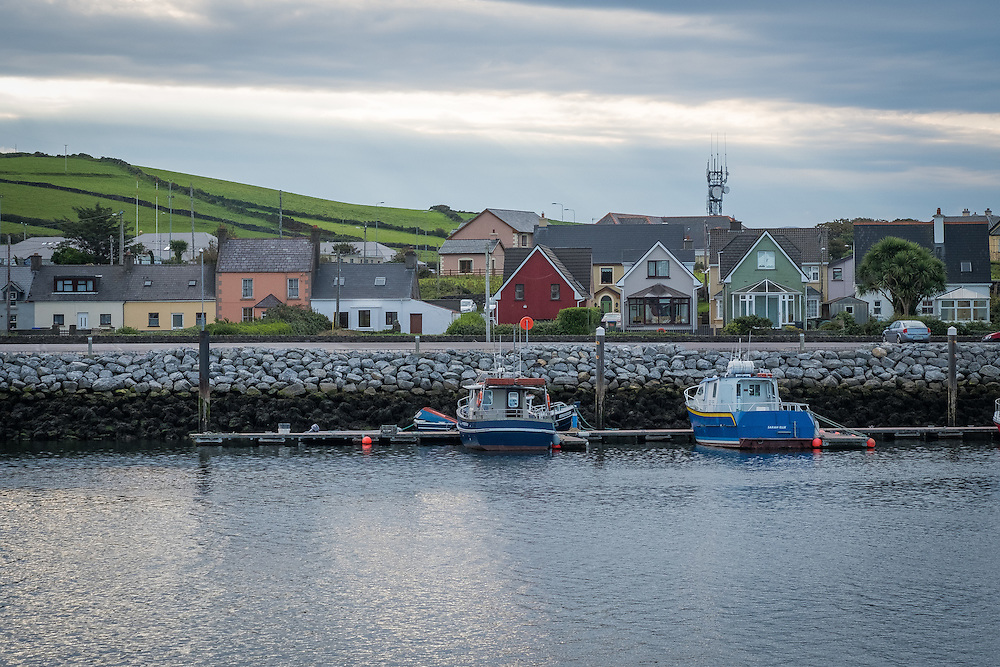Dingle Harbor, Ireland