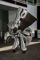 Tony Cragg, Musee d'Art Moderne de St Etienne - Sept 2013.<br /> Distant Cousin