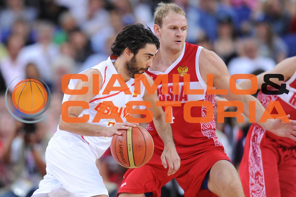 DESCRIZIONE : London Londra Olympic Games Olimpiadi 2012 Men Semifinal Spagna Russia Spain Russia<br /> GIOCATORE : Juan Carlos Navarro<br /> CATEGORIA :<br /> SQUADRA : Spagna Spain<br /> EVENTO : Olympic Games Olimpiadi 2012<br /> GARA : Spagna Russia Spain Russia<br /> DATA : 10/08/2012<br /> SPORT : Pallacanestro <br /> AUTORE : Agenzia Ciamillo-Castoria/M.Marchi<br /> Galleria : London Londra Olympic Games Olimpiadi 2012 <br /> Fotonotizia : London Londra Olympic Games Olimpiadi 2012 Men Semifinal Spagna Russia Spain Russia<br /> Predefinita :