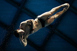 competes in the Mens 3m Springboard - Mandatory byline: Rogan Thomson/JMP - 11/06/2016 - DIVING - Ponds Forge - Sheffield, England - British Diving Championships 2016 Day 2.