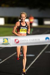 Boston Athletic Association Half Marathon; Kim Smith wins race