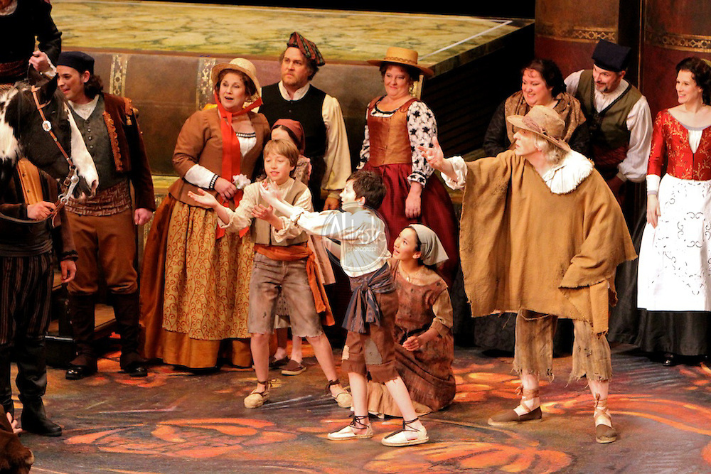 "Seattle Opera's production of Massenet's ""Don Quichotte"""