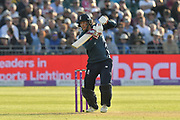 Joe Root of England batting during the third Royal London One Day International match between England and Pakistan at the Bristol County Ground, Bristol, United Kingdom on 14 May 2019.