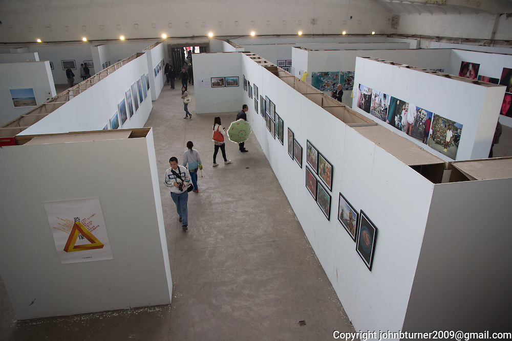 Solo and group exhibitions, Pingyao International Photography Festival