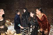 Bulgari Serpenti Seduttori dinner, Roundhouse. London. 15 September 2019